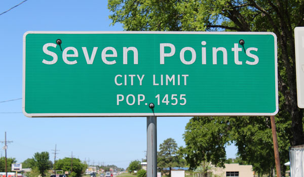 City of Seven Points, TX launches new website